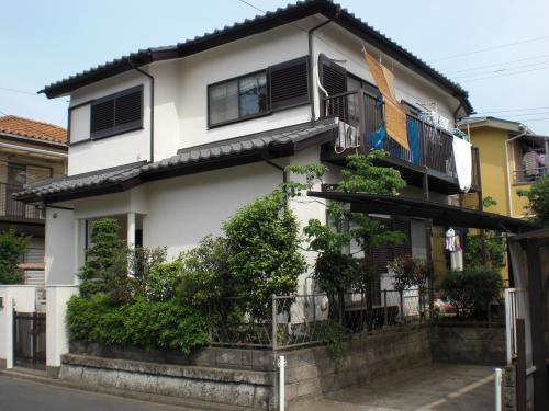 外壁塗替えで家は生まれ変わります!
